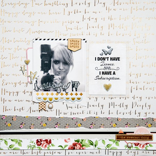 Yana Smakula | Gossamer Blue March 2015 Kits
