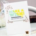Simon Says Stamp April 2015 Card Kit – Make A Wish