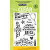 Hero Arts Be Happy Today Stamp Set CL729