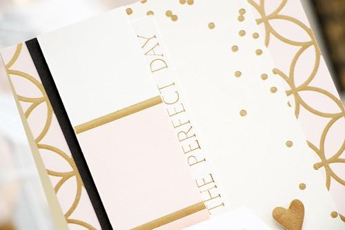 Yana Smakula | Simon Says Stap May Card Kit Wedding Themed Cards #sssck #cardkit #carmaking #wedding #goldandpeach