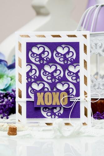 Yana Smakula | Spellbinders Featured Die - Romantic Agenda S4-484 Cards