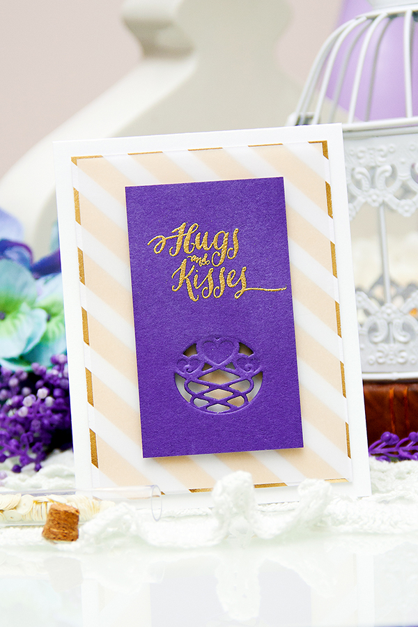Yana Smakula | Spellbinders Featured Die - Romantic Agenda S4-484 Cards