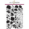 Altenew VINTAGE ROSES Clear Stamp Set AN139