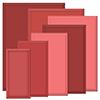 Spellbinders 5 x 7 Matting Basics A Dies