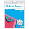 Scrapbook Adhesives 3D 217 WHITE FOAM Squares Adhesive
