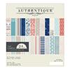 Authentique 6 x 6 SEASIDE Paper Pad SEA117