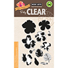 Hero Arts Clear Stamps COLOR LAYERING HIBISCUS CL868