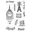 Neat & Tangled Paris Stamp Set