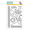 Simon Says Clear Stamps SAILING sss101535