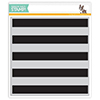 Simon Says Stamp Wide Stripes Cling Background Stamp