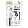 Simon Says Clear Stamps FLIP FLOP SEASON sss101543