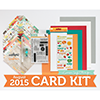 Simon Says Stamp Card Kit of the Month August 2015 SUMMER SUNSHINE ckau15