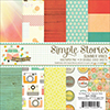 Simple Stories SUMMER VIBES 6 x 6 Paper Pack 6322