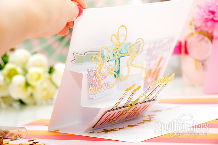 Yana Smakula | Hip Hip Hooray Pop Up Card