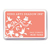 Hero Arts Shadow Ink Pad PALE TOMATO Mid-Tone AF233