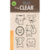 Hero Arts Playful Animals CL832