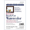 Strathmore WATERCOLOR PAPER 5.5x7 Ready Cut Sheets 140205