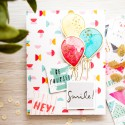 Simon Says Stamp September Card Kit – Be Yourself & Smile