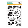 Altenew STAMPtember Exclusive LAYERED FLOWERS Clear Stamps SSS101581