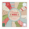 First Edition 8x8 Paper Pad Christmas Wishes FEPAD099x15