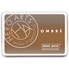 Hero Arts Ombre Sand to Chocolate Brown Ink Pad