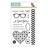 Simon Says Clear Stamps I SEE YOU sss101568