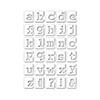 Simon Says Stamp Alphabet Blocks Dies SSSD111472