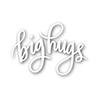 Simon Says Stamp Scripty Big Hugs Die SSSD111491