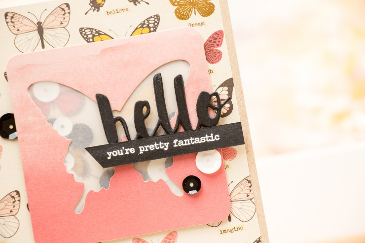 Yana Smakula | Simon Says Stamp October Card Kit - Pretty Fantastic. Video