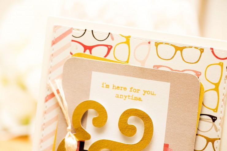 Yana Smakula   Simon Says Stamp October Card Kit - I'm Here For You Anytime