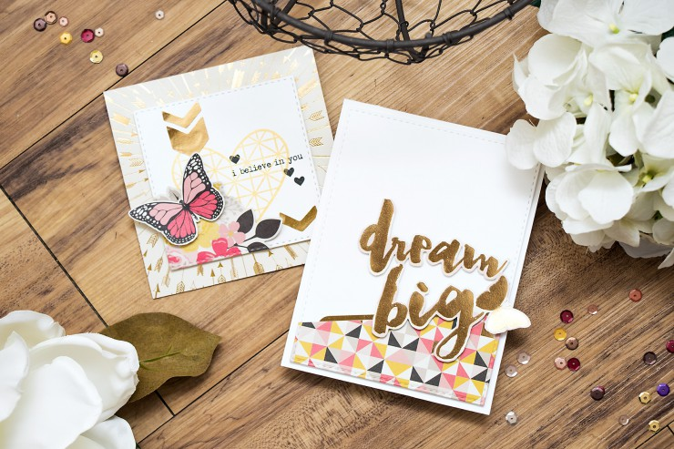 Simon Says Stamp October Card Kit: Wish Big