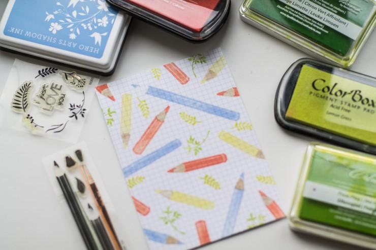 Як зробити листівки до Дня Вчителя своїми руками. Майстер клас