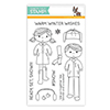 Simon Says Clear Stamps Ready Set Snow
