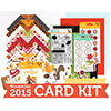 Simon Says Stamp Card Kit of the Month November 2015 HANDMADE WITH LOVE CKNov15