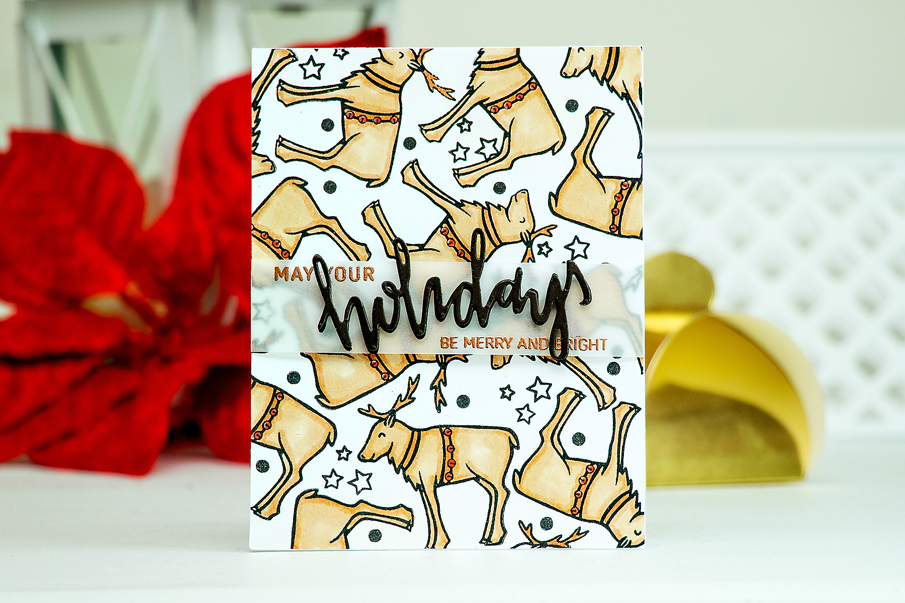 Yana Smakula | Neat & Tangled Release Week. Day 4 – Happy Holidays