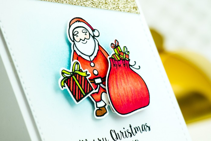Yana Smakula | Neat & Tangled Release Week. Day 1 - Santa's RideYana Smakula | Neat & Tangled Release Week. Day 1 - Santa's Ride