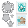 Labels 48 Decorative Elements, Spellbinders, S6-044