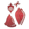 Spellbinders Lattice Ornaments Dies