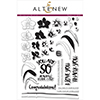 Altenew Oriental Orchid Stamp Set