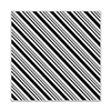 Hero Arts Candy Stripe Bold Prints Background Stamp CG681