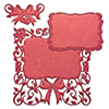 Spellbinders Decorative Holly Frame Dies