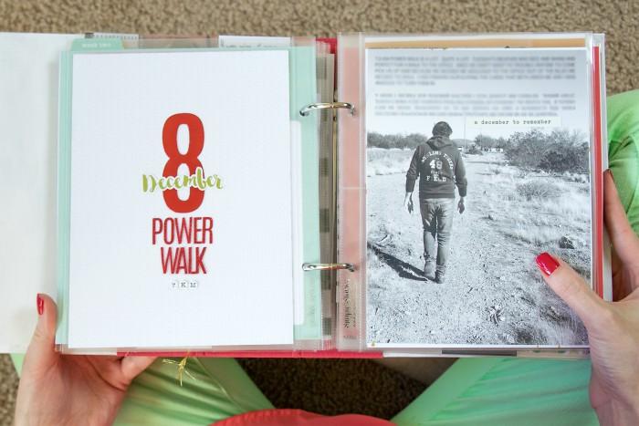 Yana Smakula | Gossamer Blue – My 2015 December Memories Album