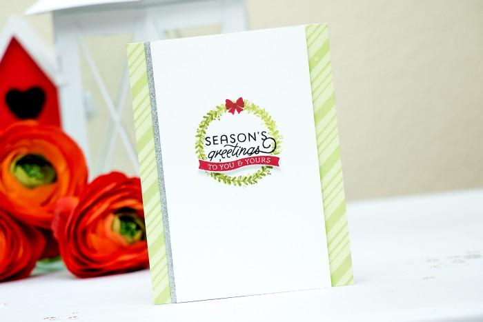 Hero Arts | Seasons Greetings Card