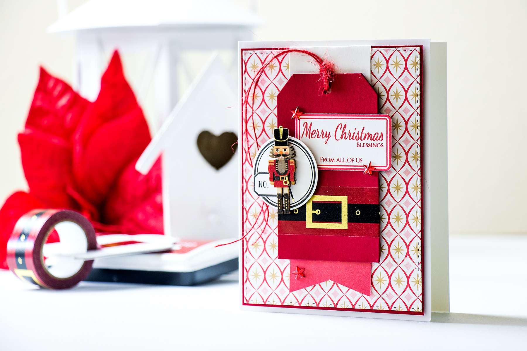 Simon Says Stamp | Limited Edition Holiday Card Kit. Video