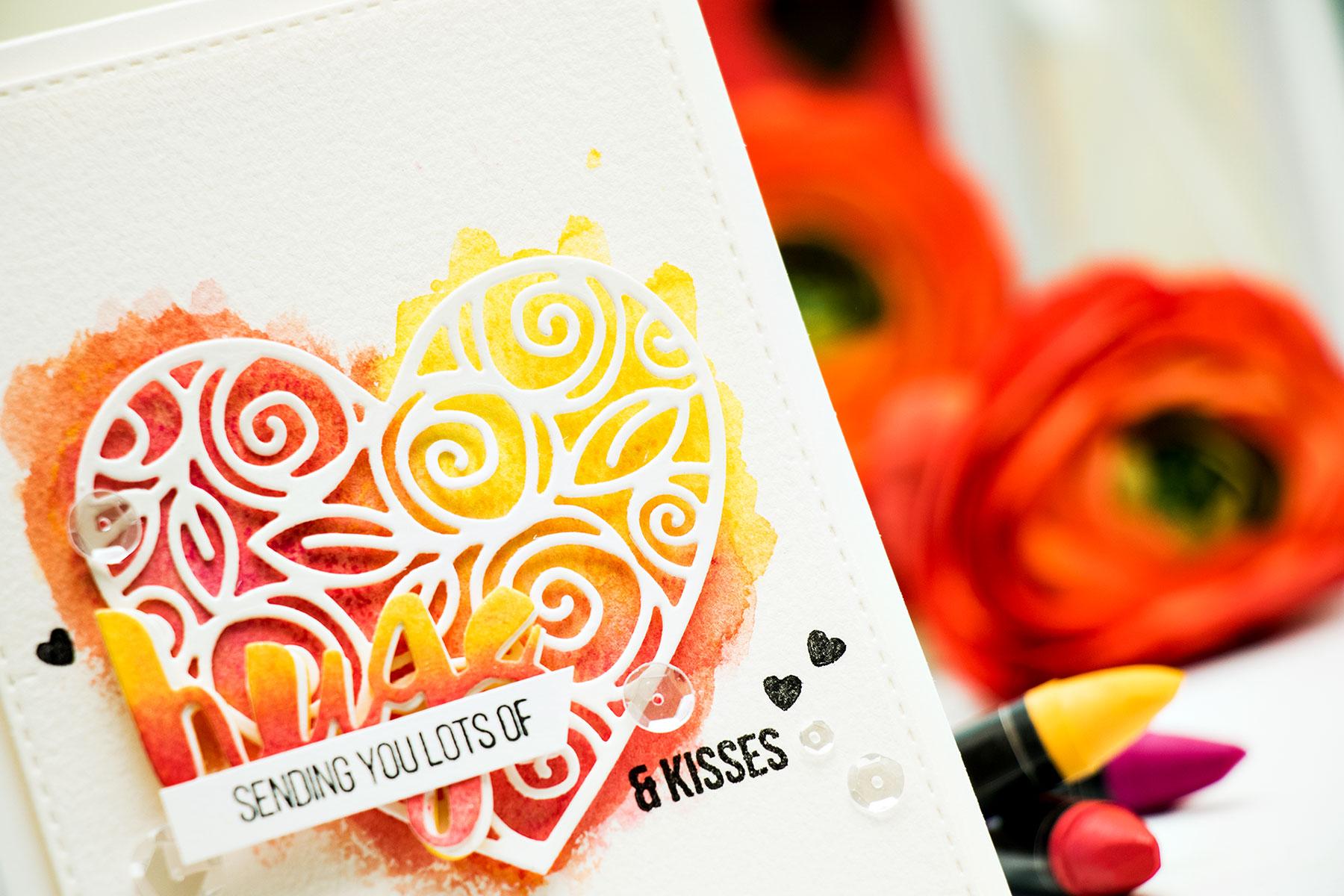 Simon Says Stamp | DieCember! Sending You Hugs & Kisses. Video