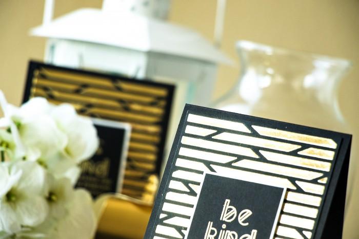 Art Deco Cards - Inlaid Diecutting. Video