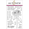 Altenew BEAUTIFUL LADY Clear Stamp Set