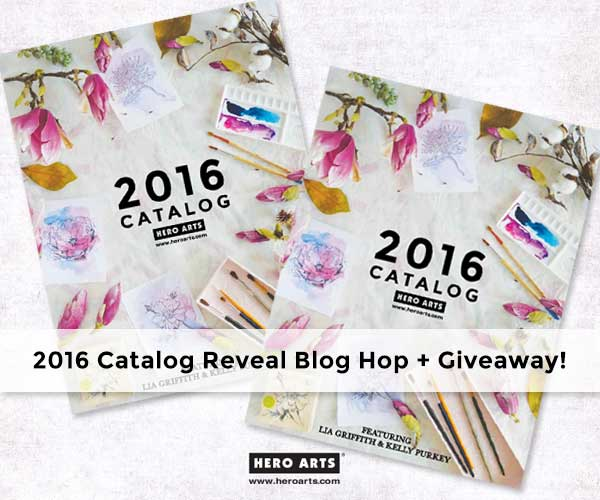 Hero Arts | Spring Catalog Blog Hop