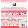 Crate Paper HELLO LOVE 6 x 6 Paper Pad 680356