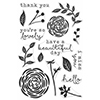 "CL949 You're So Lovely (4"" x 6"") Hero Arts"